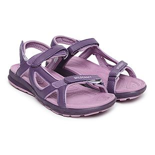 Wildcraft Women Travel Sandals Denali - Purple