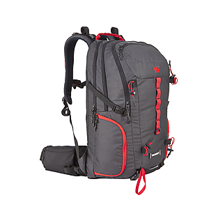Wildcraft Daypack For Hiking 35L - Black