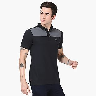 Wildcraft Men MCS Block Polo
