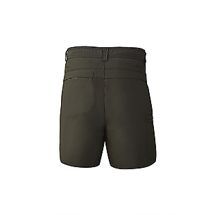 Wildcraft Men Hypacool Hiking Shorts - Forest Night Green