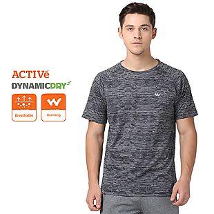 Wildcraft Men Active Rain Crew T-shirt