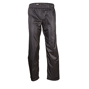 Wildcraft Hypadry Self-Packable Rain Pant - Black
