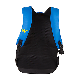 Wildcraft Maestro Unisex Backpack - Navy
