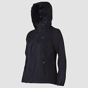 Wildcraft Hypadry Women Rain Pro Jacket - Anthracite