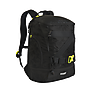 Wildcraft Astir Laptop Backpack With Ventilated Shoe Compartment - Black