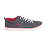 Wildcraft Men Travel Shoes Qolo - Grey