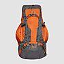 Wildcraft Rucksack For Trekking Alpinist Plus 55L - Orange