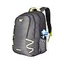 Wildcraft Wildcraft 5 Flare Backpack - Black